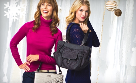 Handbags and Accessories from Miche (Half Off). Two Options Available.