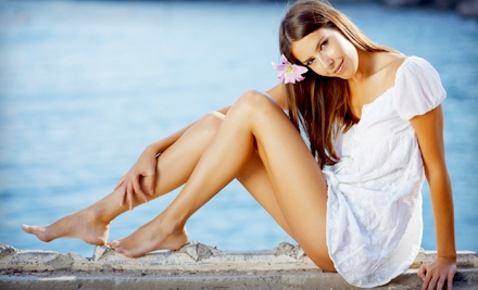 $99 for Two Spider-Vein Laser Treatments at Jakes Aesthetics ($230 Value)