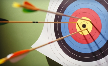 $20 for a One-Hour Archery Lesson for Two at Heritage Outdoors in Fletcher ($40 Value)