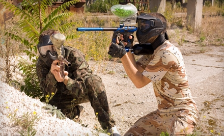 Paintball Outing for Two or Four at Operation Paintball in Graham (Up to 55% Off)