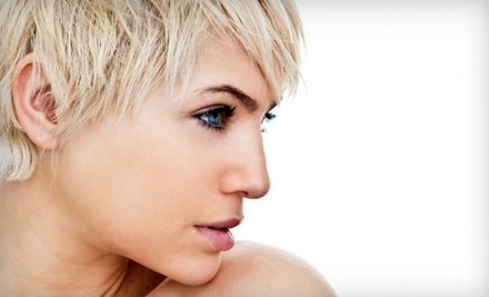 Organic Haircut and Color or Full Highlights for New Clients at Dolce Organic Salon in Strongsville (Up to 52% Off)