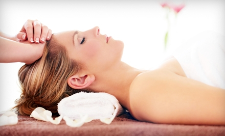 $119 for a Spa Package with Glycolic Facial, Body Scrub, and Lip Scrub at D'ames Day Spa ($260 Value)