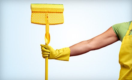 One or Three Three-Hour Professional Housecleanings from Bee Green Cleaning (Up to 65% Off)
