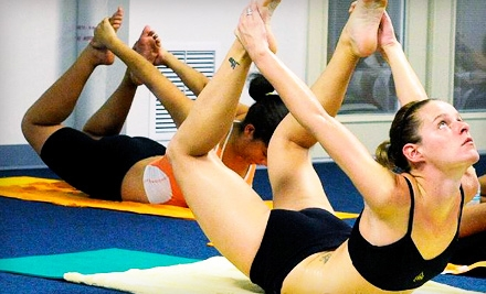 $40 for 10 Classes at Bikram Yoga West Orlando ($120 Value)