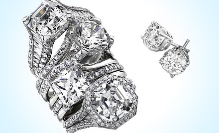 Diamond Jewelry at Lone Star Diamonds (Up to 67% Off). Four Options Available.