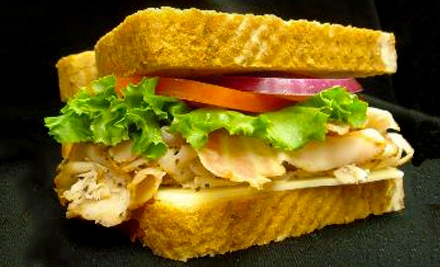 $10 for $20 Worth of Sandwiches and Deli Fare at Ted-Dee's Sandwich Shop