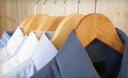 Dry Cleaning or Wash of Two Comforters or $15 for $30 Worth of Services at Corner Cleaners in Costa Mesa