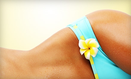 One or Three Spray Tans at Laser Centers of Central Florida (Up to 61% Off)