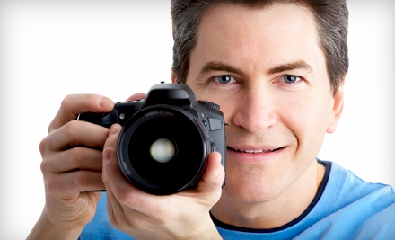 $42 for a Four-Hour Introduction to Digital Photography Class at Future Light Digital Workshops ($85 Value)