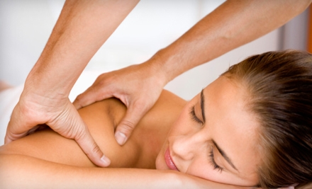 Chiropractic Package or Massage at The Rub Club in de Barros Chiropractic Clinic in Mechanicsville (Up to 86% Off)