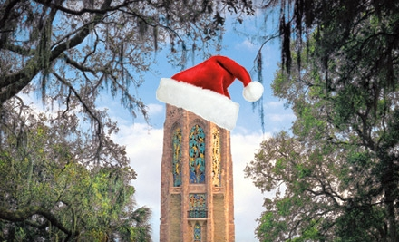 Christmas Garden and Estate Tour for Two or Four at Bok Tower Gardens in Lake Wales (Up to 58% Off)