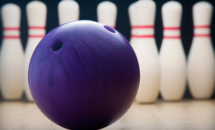 Two Hours of Bowling, Shoes, and Pizza for Up to 6 or 12 at Ranch Bowl (Up to 77% Off)