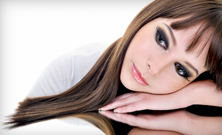 $75 for a Brazilian Blowout at Amanda Kelly Salon ($350 Value)