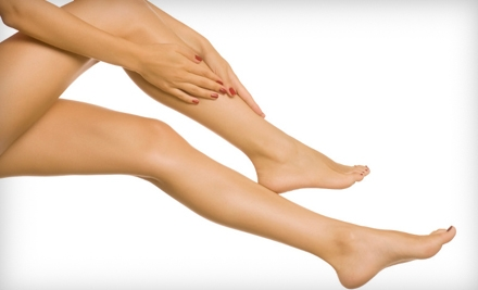 One or Three Spider-Vein-Removal Treatments at Euro Laser Services in Rye (Up to 75% Off)