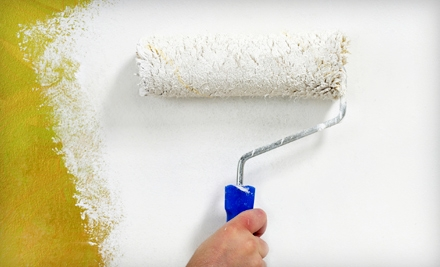 Painting for One or Two Rooms or $199 for $600 Worth of à la Carte Services from The Painting Company (Up to 72% Off)