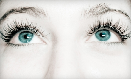 $89 for a Full Set of Eyelash Extensions and Credit to Princess Lashes Boutique & Spa (Up to $317 Value)