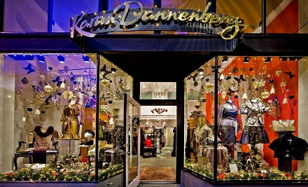 $50 for $100 Worth of Designer Apparel and Accessories at Karan Dannenberg Clothier