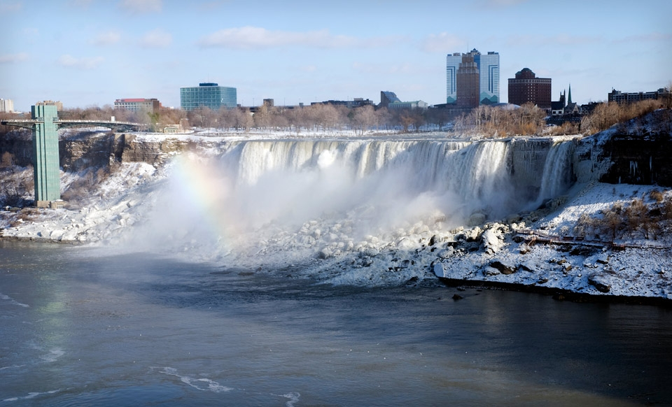 One-Night Stay for Two at the Sheraton on the Falls in Ontario