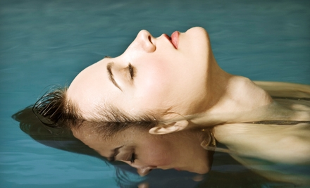 $35 for a One-Hour Float Session at Float Spa San Diego ($75 Value)