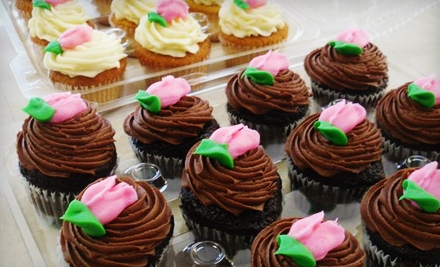 $12 for a Dozen Cupcakes at Betty Jane's Bakeshoppe ($24 Value)