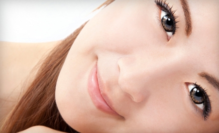 Chemical Peel, Microdermabrasion with Leave-On Mask, or Medical Grade Vi Peel at Just Face It Medspa (Up to 76% Off)