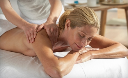 One or Three 60-Minute Massages at Harmonic Energy (Up to 60% Off)