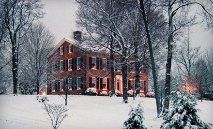 Day or Evening Holiday Tour for Two, Four, or Six at My Old Kentucky Home State Park (Up to 57% Off) in Bardstown