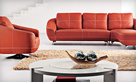 $99 for $200 Worth of Contemporary Furniture and Artwork at Zuri Furniture