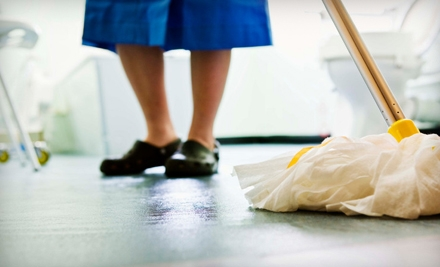 Two, Three, or Four Hours of Maid Services from Pristine Maids (Up to 63% Off)