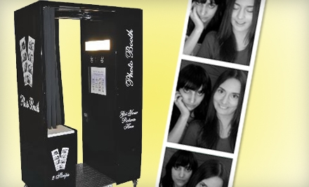 $499 for a Three-Hour Digital-Photo-Booth Rental and Unlimited Prints from Eventful Rental ($1,100 Value)