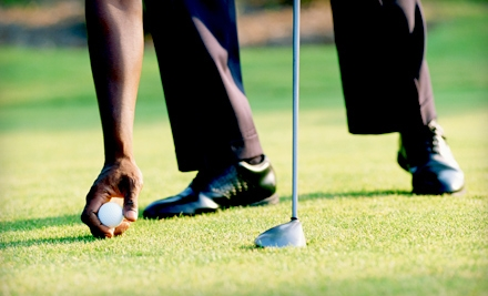 $85 for Golf Outing for Two with Cart and Range Balls at Longaberger Golf Club in Nashport (Up to $170 Value)