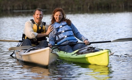 $32 for a Two-Hour Hot-Apple-Cider Kayak Tour from Kayak Tillamook County ($65 Value)