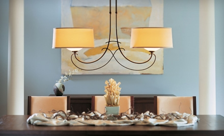 $30 for $70 Worth of Lamps and Light Fixtures at Creative Lighting in Saint Paul