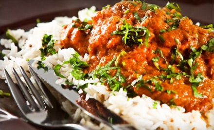 $15 for $30 Worth of Indian Fare and Drinks at Taste of India