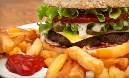 Gastro Pub Fare for Brunch, Lunch, or Dinner at Thomas Avenue Beverage Company (Half Off)