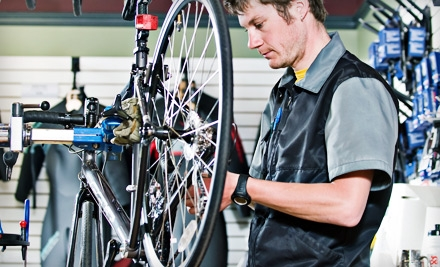 $39 for an On-Site Complete Bike Tune-Up from Pedal to the People ($80 Value)
