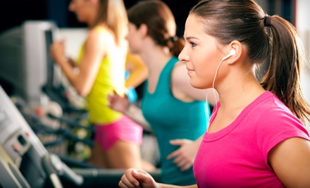 $39 for a Two-Month Membership with Unlimited Tanning at Anytime Fitness (Up to $160 Value). Eight Locations Available.