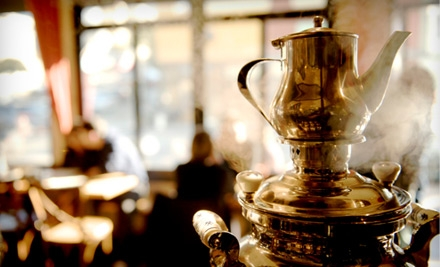 $25 for $55 Worth of Artisan Whole-Leaf Tea and Café Fare at Samovar Tea Lounge