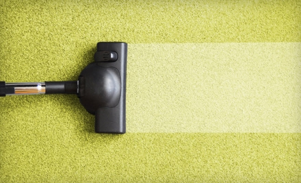 Carpet-Cleaning Services from Be Green Carpet Cleaning (Up to 69% Off). Two Options Available.
