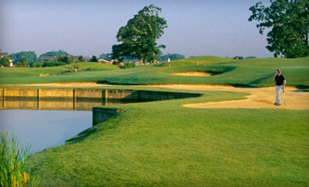 $189 for a 10-Round Golf Package with Range Balls and Group Lessons at Copper Mill Golf Club (Up to $930 Value)