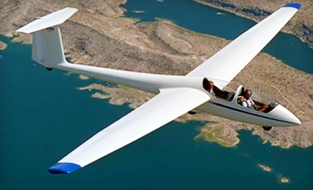 $130 for a Glider-Flying Experience at The Soaring Center in Jean ($248 Value)