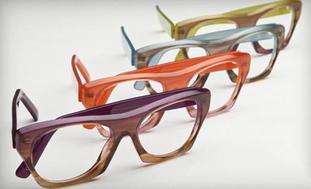 $50 for $200 Worth of SEE Eyewear Prescription Eyeglasses or Sunglasses
