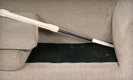 Upholstery, Carpet, or Wood-Floor Cleaning from The Specialist Cleaning Service (Up to 58% Off)