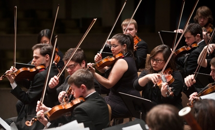 Outing for Two to Concert from UMass Amherst's Department of Music & Dance (Up to Half Off). Three Options Available.