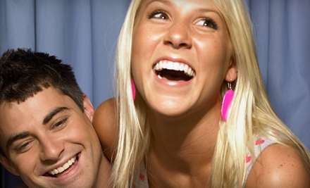 $399 for a Four-Hour Photo-Booth Rental from Razzle Dazzle Photo Booths ($1,000 Value)