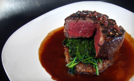 $20 for $40 Worth of Bistro Dinner Fare and Drinks at Coral Room