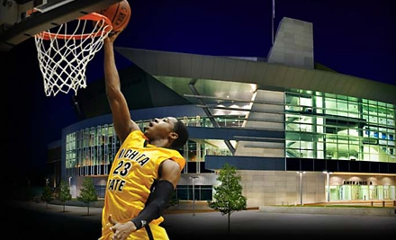 Upper- or Lower-Level Seats for Two to See Wichita State Vs. UAB on November 25 at Intrust Bank Arena (Up to 63% Off)