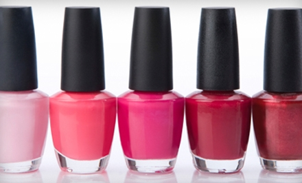 $25 for a Mani-Pedi Package with a Paraffin Treatment at 770 Salon Miami ($65 Value)