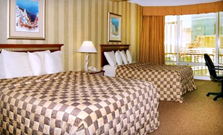Hotel Package for Two or One-Night Stay for Two at Clarion Hotel and Casino (Up to 76% Off)