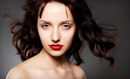 Haircut and Conditioning Treatment or Hair Extensions at Bounce Salon in O'Fallon (Up to 61% Off)